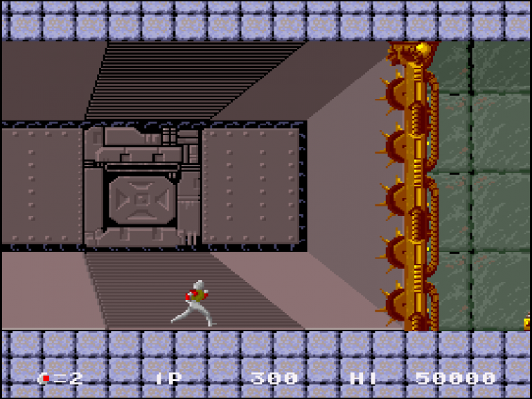 Chelnov Atomic Runner (Japan) Windows Mame Game Download