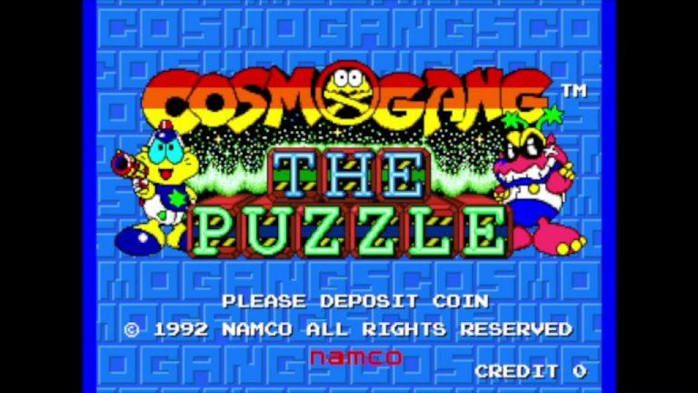 Cosmo Gang the Puzzle Windows Mame Game Download