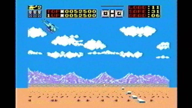 Choplifter (Alternate) Windows Mame Game Download