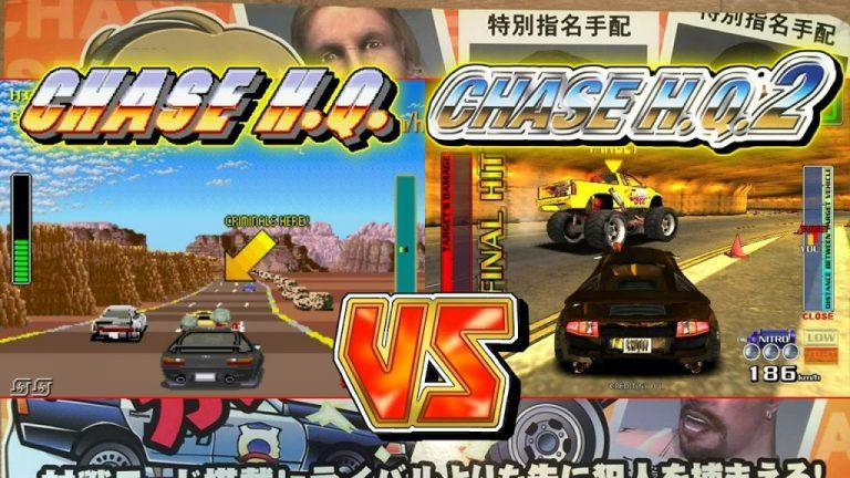 Chase H.Q. World Windows Mame Game Download