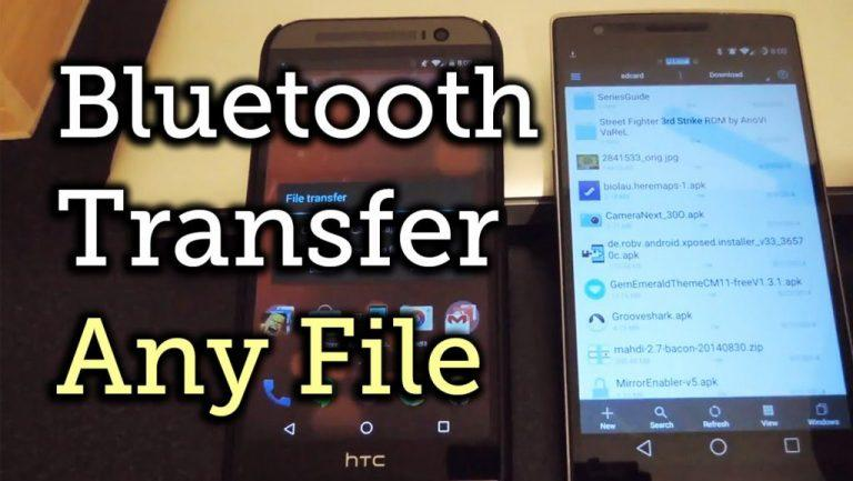 Bluetooth File Transfer APK Android App Download